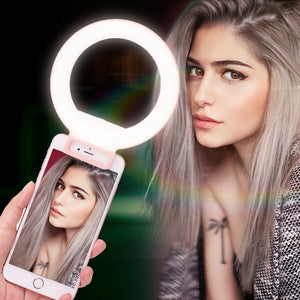 Ulanzi ISF LED Selfie Ring Light