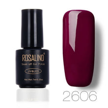 ROSALIND 7ML Nail Polish Gorgeous Colors/Very Popular
