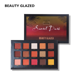 Long-lasting Eyeshadow Natural Matte Shimmer Make up Palette