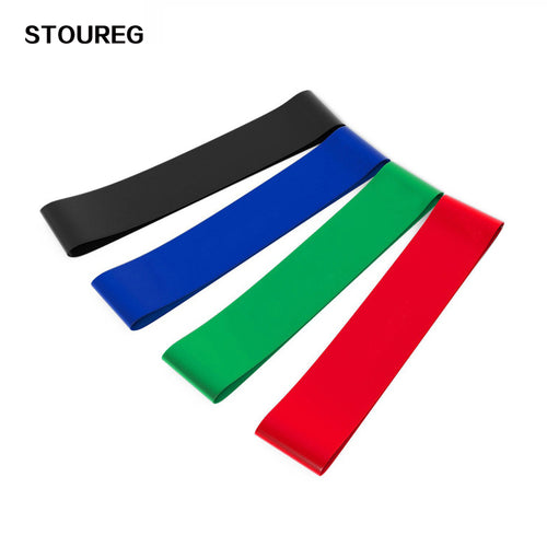 STOUREG Gym Strength Training Elastic Bands