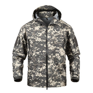 Military Camouflage Waterproof Jacket/ Fantastic Price