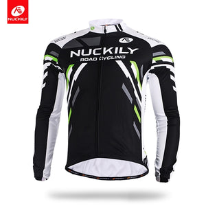 NUCKILY Men's Cycling Clothing Set Polyester/Very Popular