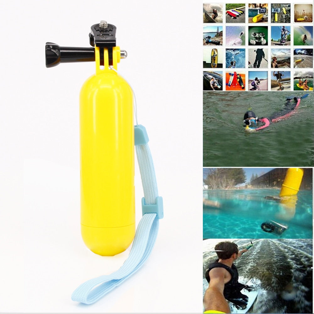 Sports Camera Floating Hand Grip For Sony Action Cam