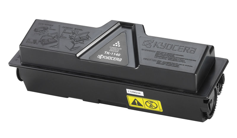 Genuine Black Kyocera TK-1140 Toner Cartridge(TK1140)