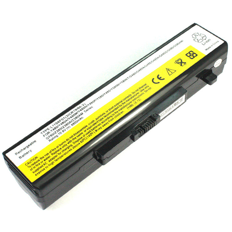 Lenovo IdeaPad G580 Laptop Replacement Battery