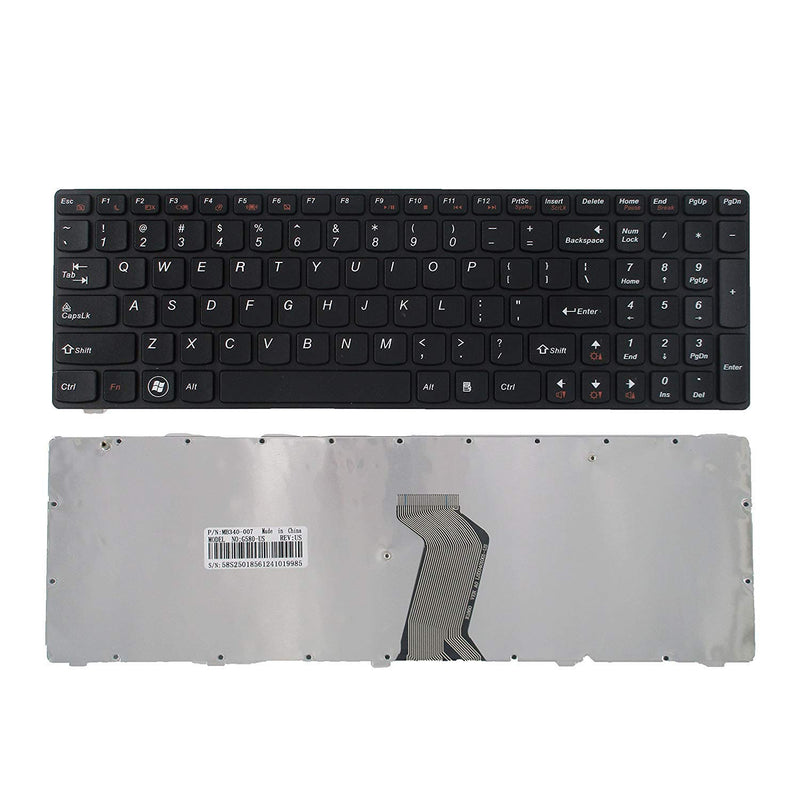 Lenovo IdeaPad Z580 Laptop Replacement Keyboard