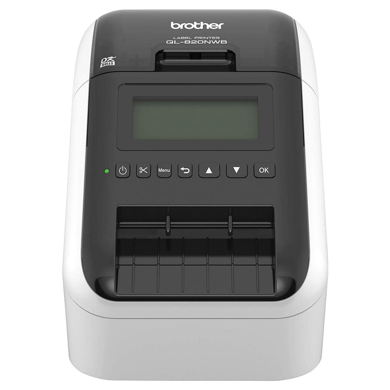 Brother QL-820NW High-Speed Professional Label Printer