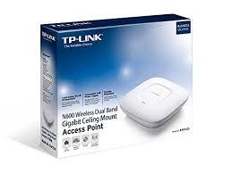 TP-LINK EAP220 N600 Dual Band Wireless & Ceiling Mount Access Point