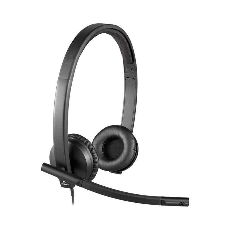 Logitech H570e USB Stereo Headset - Business Series (981-000575)