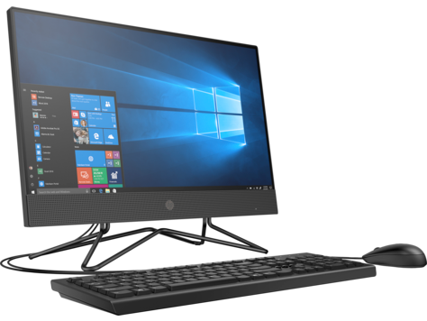 "HP 200G4 AiO - i3, 4GB 1TB DOS, 21.5"" DISPLAY (9UG59EA) PC"