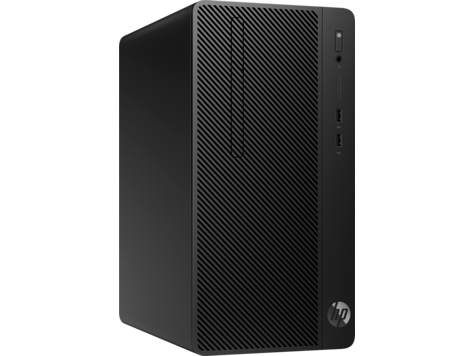 "HP 290 G3 Microtower PC (8VR56EA) - i3, 4GB, 1TB, DOS, 18.5"" Display"