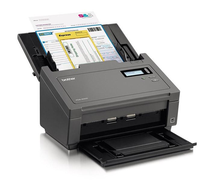 Brother PDS-6000 High-Speed Color Document Scanner