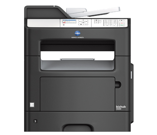 Konica Minolta Bizhub 3320 All in One Laser Printer