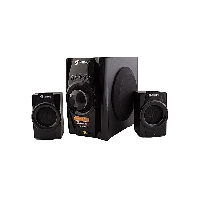 Sayona SHT-1156BT - 2.1 CH Multimedia Speaker Subwoofer
