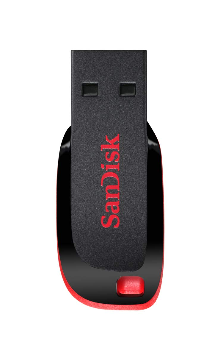 Sandisk 64GB Cruzer blade usb flash drive