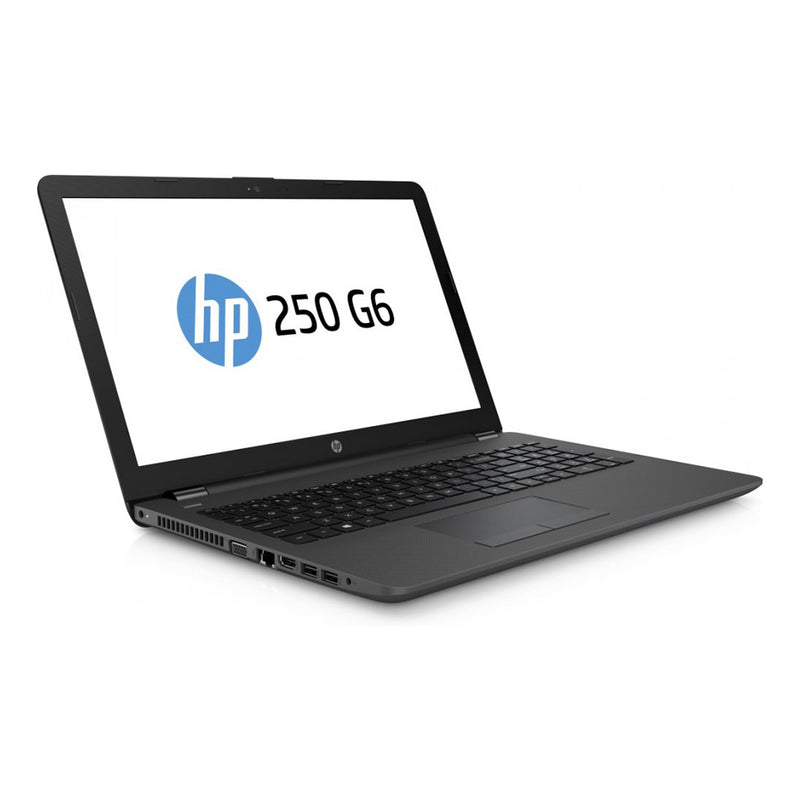 HP 250 G6 Notebook PC Laptop (3DN54ES) - Intel Core i5, 4GB RAM, 1TB Hard Disk, 15.6 Inch Display, Backlit, DVD, Free DOS