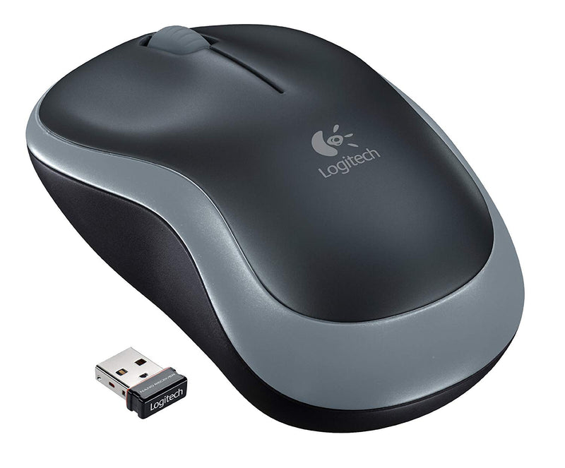 Logitech M185 Wireless Optical Mouse