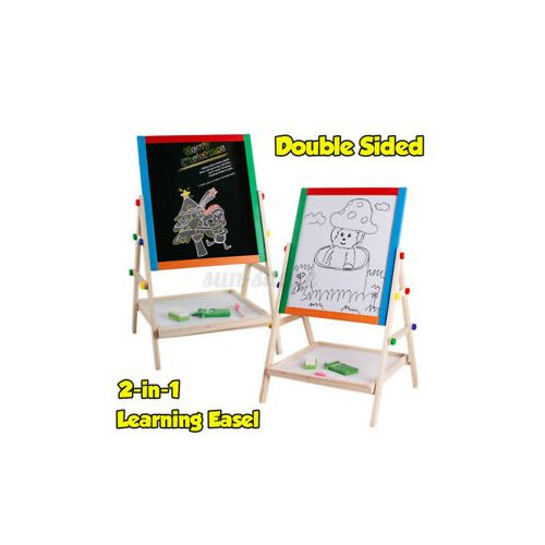 2in1 Sided Kids Learning Magnetic Board
