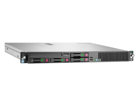 HP Enterprise Proliant DL20 Gen9 (1)Intel® Xeon® E3-1240 v6 (4 core, 3.7 GHz, 8MB, 72W), 16GB, Performamnce Server