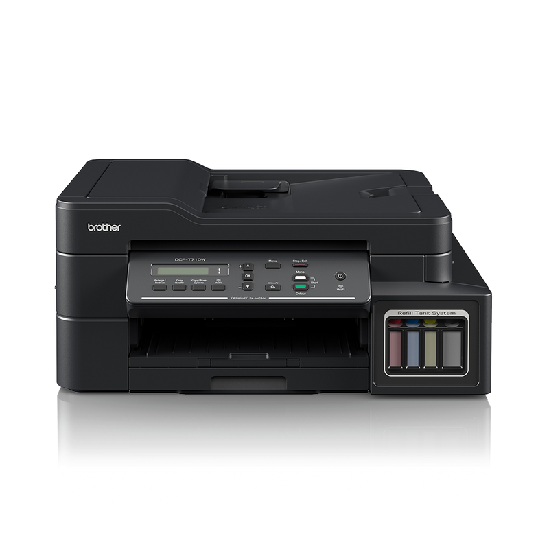 Brother DCP-T710W Wireless Ink Tank Photo Printer