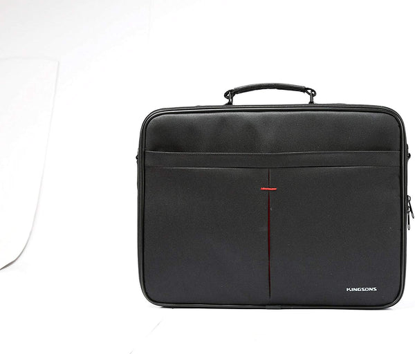 Kingsons Corporate Laptop Bag, carry case K8444W Black