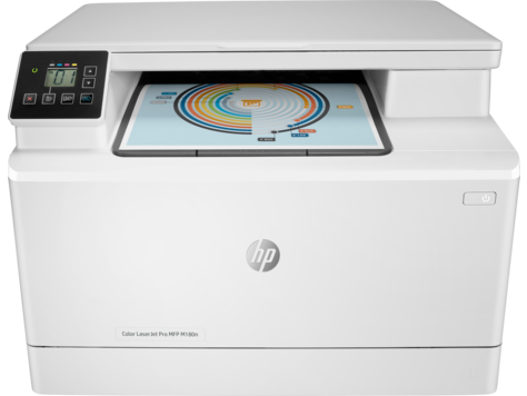 HP Color LaserJet Pro MFP M180n Multifunction Printer (T6B70A)