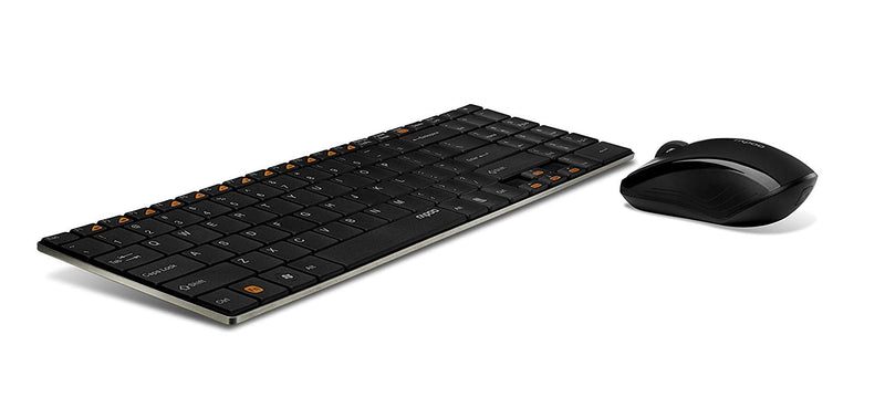 Rapoo 9060 2.4G 5.6mm Ultra-Slim Wireless Keyboard and Mouse Combo