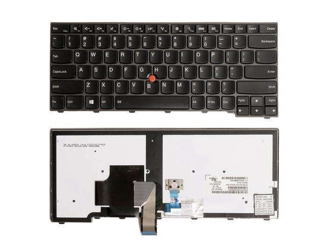 Lenovo ThinkPad T540p Laptop Replacement Keyboard