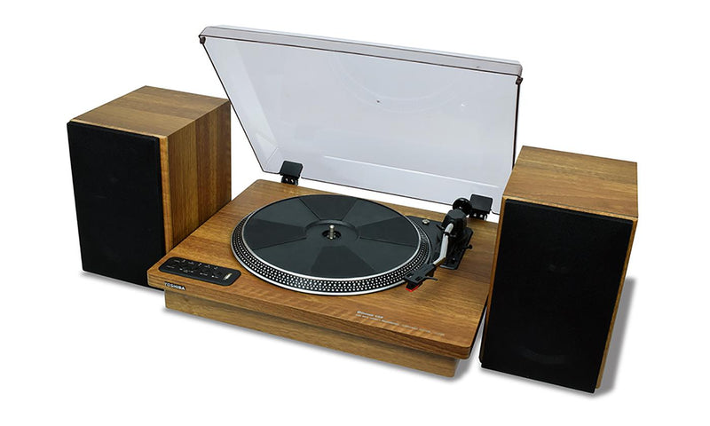 Toshiba TY-LP200 Bluetooth Turntable (TY-LP200)