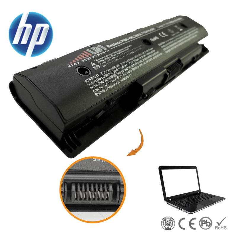 HP EliteBook 8470w Laptop Replacement Battery