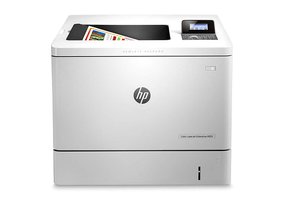 HP Color LaserJet Enterprise M553dn Printer (B5L25A#BGJ) with HP FutureSmart Firmware