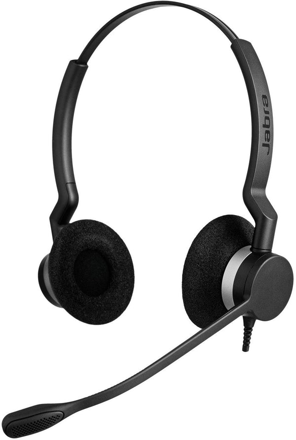 Jabra BIZ 2300 Duo, NC USB MS Wired Headset - 2399-823-109