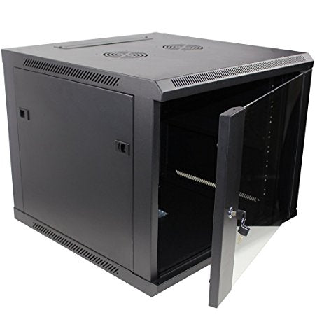 Cabinet 6U 600 * 450 wall mount rack