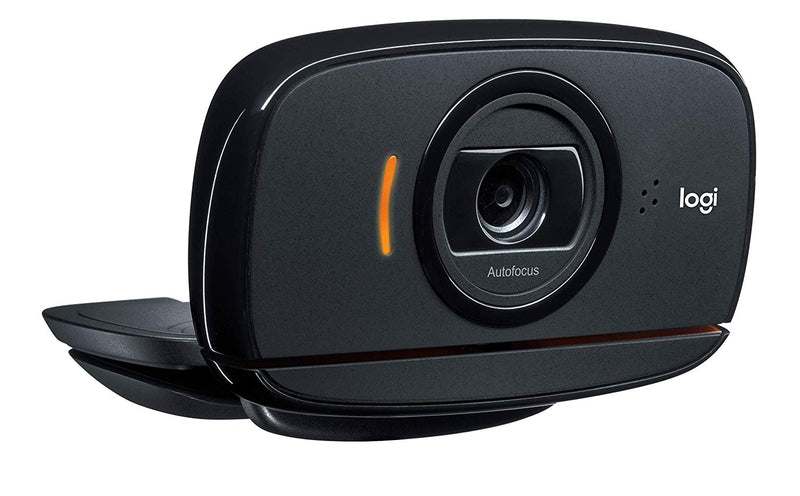Logitech C525 HD Webcam, Portable HD 720p Video Calling with Autofocus