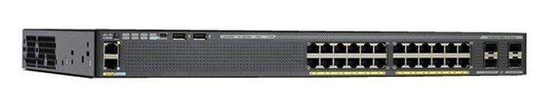 Cisco Catalyst 2960X-24TS-L  Gigabit Switch (WS-2960X-24TS-L)