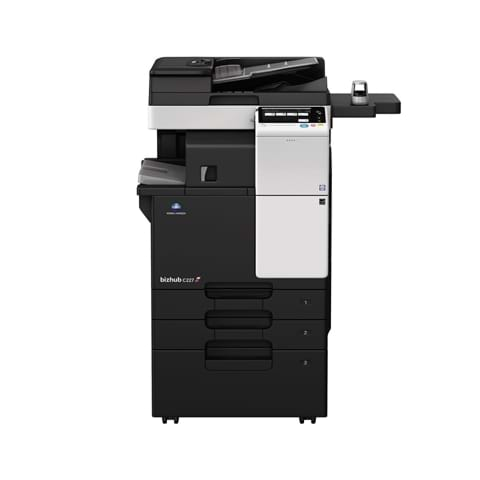 Konica Minolta Bizhub 227 Multifuction Printer