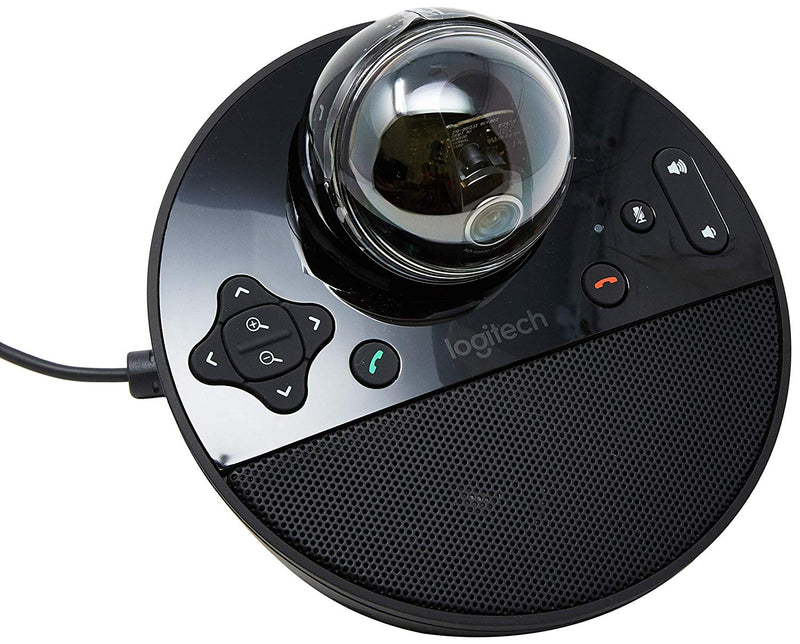Logitech BCC950 HD 1080p ConferenceCam with Built-In Speakerphone