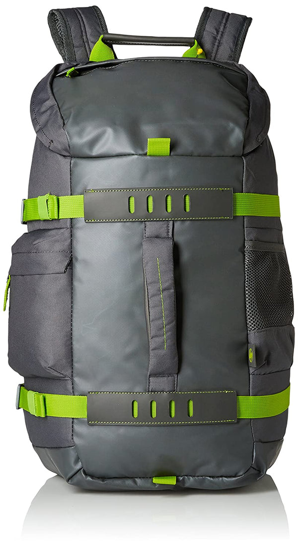 HP 39.62 cm(15.6 Inch) Odyssey Backpack Laptop Bag Green/Gray (L8J89AA)