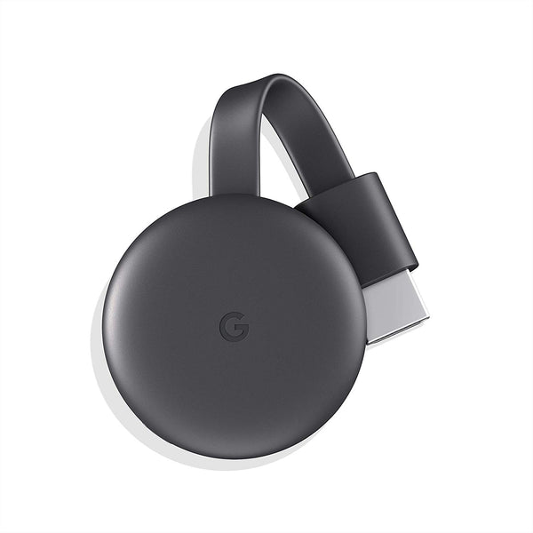 Google Chromecast 3rd  Gen TV Media Streaming Device