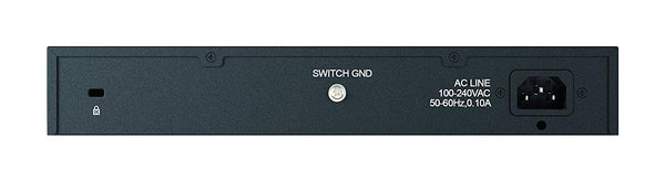 D-Link 24-Port 10/100 Unmanaged Desktop or Rackmount Switch (DES-1024D)