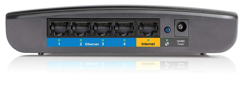 Linksys N300 Wi-Fi Wireless Router (E900)