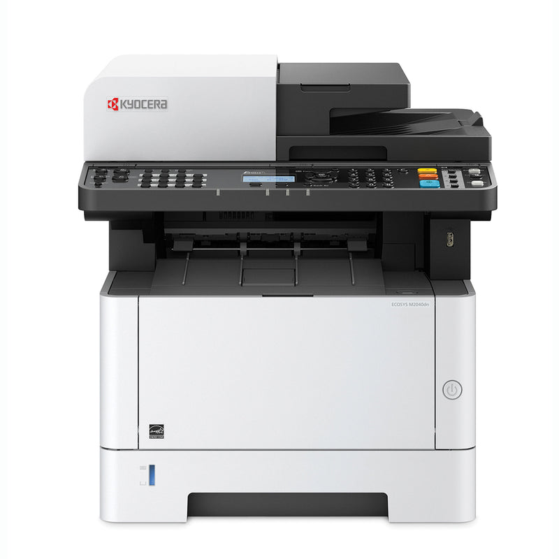 Kyocera ECOSYS M2040dn Multi Functional Laser Black and White Printer - 1102S33NL0