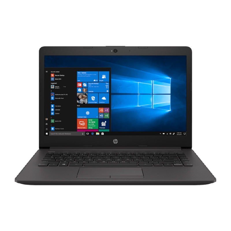 HP 240 G7 Notebook PC Laptop (6UM60EA) - Intel Core i3 processor, 4GB RAM, 1TB Hard Disk, Backlit, 14 Inch Display, Win10Home
