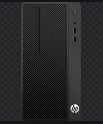 HP 280 G3 Microtower PC i7 8GB 1TB Desktop