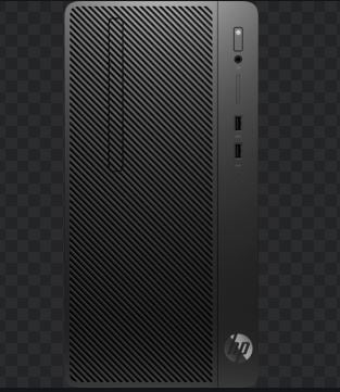 Hp 290 G2 Core i5 4GB RAM 1000GB HDD Microtower Desktop
