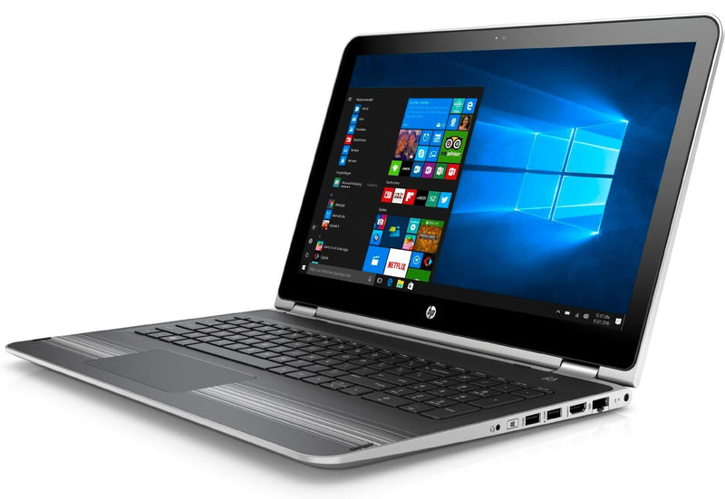 HP Pavilion X360 – i5-Br052od -2.4ghz - 8GB - 1TB - WiFi BT - 15.6″ Touch Screen