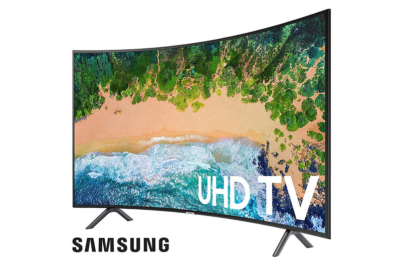 Samsung 65NU7300 Series 7 65 Inches 4K Ultra HD Curved Smart LED TV