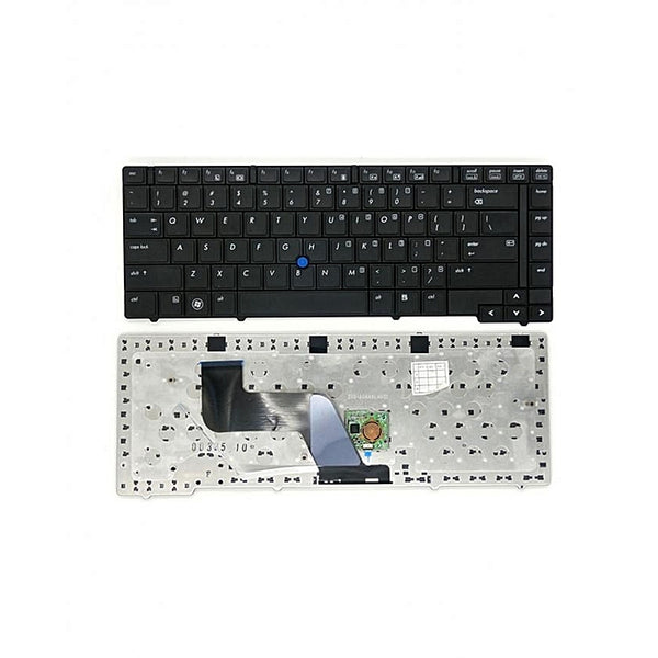 HP 8440  Laptop Replacement Keyboard - Black
