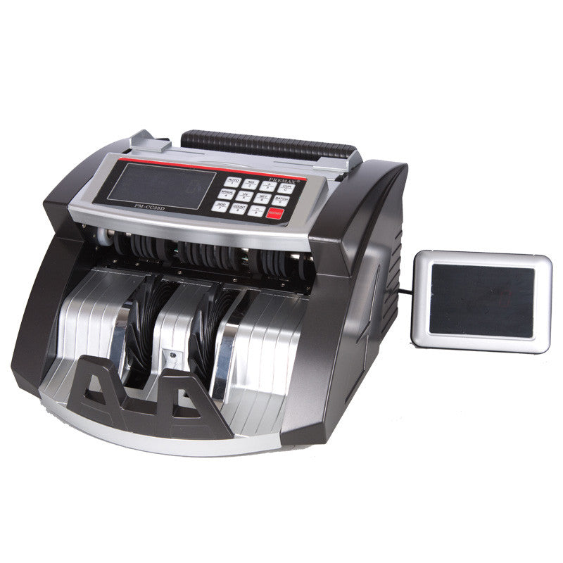 Premax PM-CC35D Money Counter & Detector