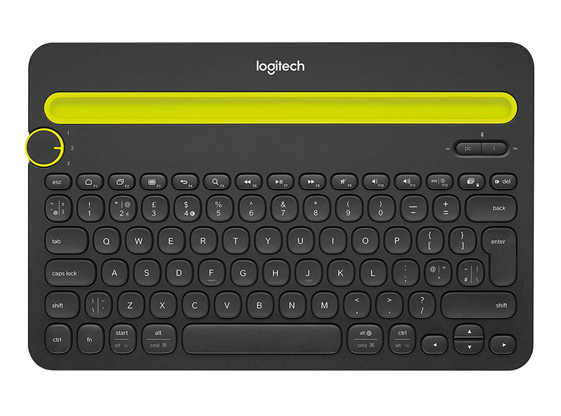 Logitech K480 Multi-Device Bluetooth Wireless Keyboard